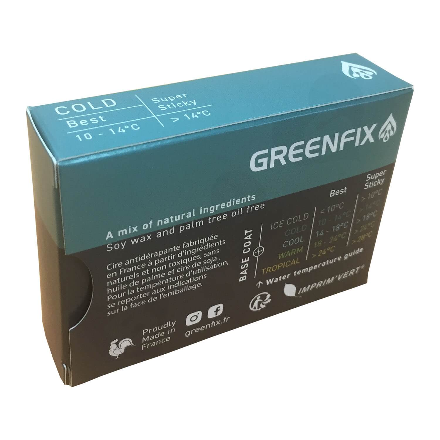 Folding Color Printing Paperboard Packaging Box Side View 4