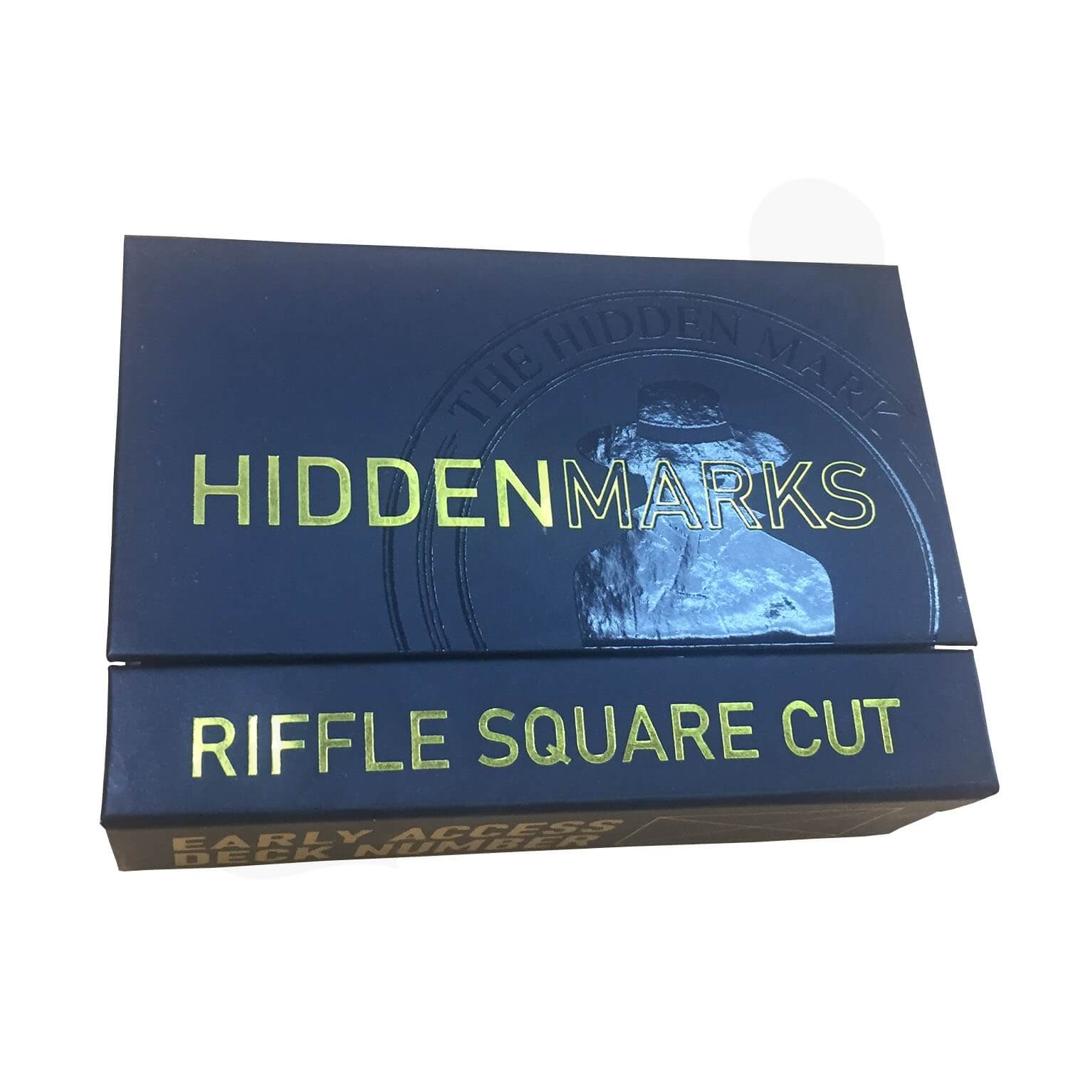 Hinged Magnetic Closure Lid Box with v shaped cut interior
